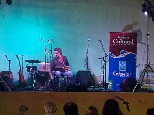 Peña de viernes en el Instituto Cultural - Agustín Ronconi