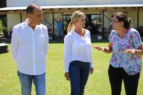 Promoción Turística en Uribelarrea - Marisa Fassi y Gustavo Arrieta