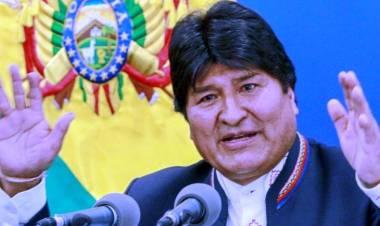 Dolor por el golpe de Estado en Bolivia