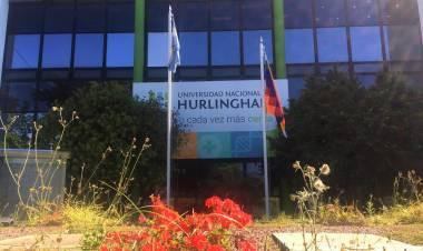Reunión informativa de la Universidad Nacional de Hurlingham por la carrera de Licenciatura en Educación