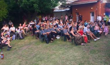 Fin de ciclo de los talleres anuales del Instituto Cultural Cañuelas