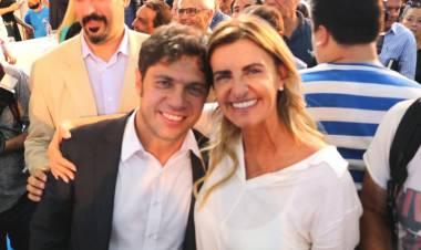 """Fassi participó  junto a Kicillof del lanzamiento del programa """"arriba Pymes"""""""