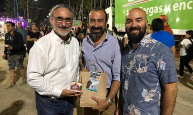 Cañuelas participó de la Fiesta Nacional de la Manzana 2020