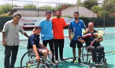 Cañuelas sigue afianzándose como cuna del deporte inclusivo