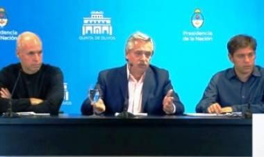 Argentina cierra todas sus fronteras y suspenden las clases por 15 días