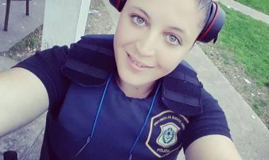 """Mujer policía de Cañuelas fue emboscada por """"motochorros"""" en la Ruta 6 y se encuentra internada"""