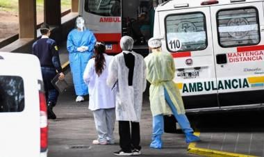 COVID-19: suman 416 las muertes y 9.931 los casos positivos en el país