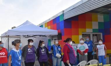 """""""Médicos del Mundo"""" realizaron una Jornada en Máximo Paz"""