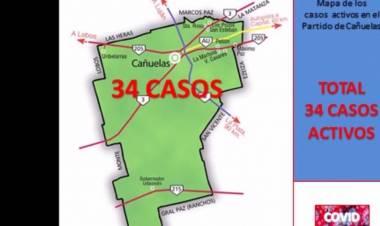 COVID-19: Cañuelas volvió sumar 5 casos nuevos de contagio en el distrito - 6 de julio