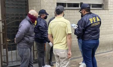 """Detienen a un hombre en Cañuelas y dos en CABA acusados de integrar la """"Ndrangheta"""", la mafia calabresa"""