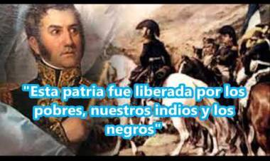 José de San Martín - 17 de Agosto 1850-2020