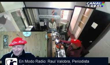 En Modo Radio: Editorial Periodístico por Raul Valobra
