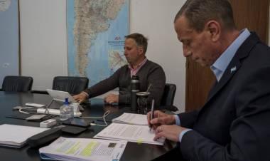 Arrieta fue aceptado como querellante en la denuncia contra Iguacel y Dietrich por malversación de $1.300 millones