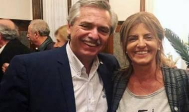 Fernández encabeza un anuncio de inversiones en la empresa Visuar de Cañuelas