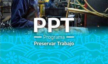 Programa Preservar Trabajo