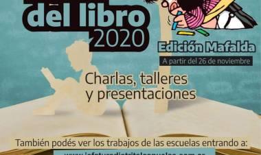 Feria del Libro 2020: edición Mafalda
