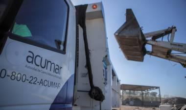 EcoPunto: operativo de limpieza junto a Acumar