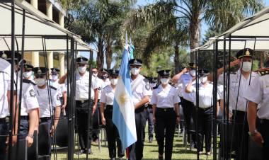 Celebración por el Día de la Policía