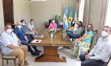 COVID-19: Volvió a  reunirse el Comité de Salud