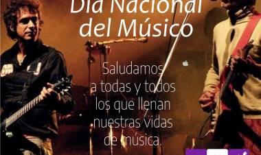 """Se celebra el """"Día del Músico"""" en Cañuelas"""