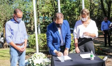 Histórico anunció de obra pública por parte de la Intendenta Fassi