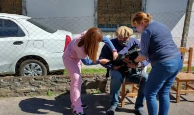 Campaña de castración gratuita en barrios y localidades
