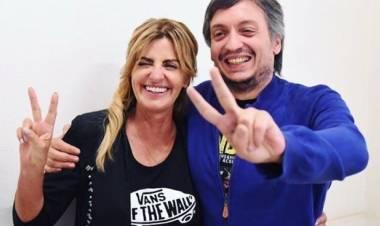 Marisa Fassi entre los nombres de la lista del PJ bonaerense que encabeza Máximo Kirchner