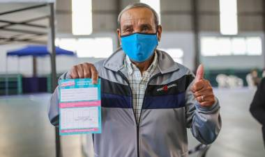 Avanza el plan de vacunación en Cañuelas pero se observan ausentismos