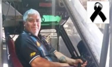 Duelo cañuelense por el fallecimiento del excombatiente de Malvinas Luis Alberto Mario