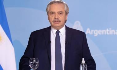 """Fernández: """"Hasta el 21 de mayo continúan las mismas medidas actualmente vigentes"""""""