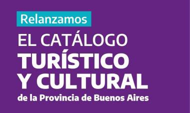 Últimos días para inscribirse al Catálogo Turístico y Cultural