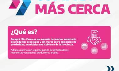 """Cañuelas comenzará a implementar el Programa """"Comprá Más Cerca"""""""