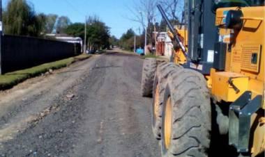 Fassi acordó la llegada de importantes obras viales para Cañuelas