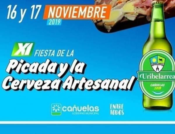 La Fiesta de la Picada y la Cerveza Artesanal se realizará el 16 y 17 de Noviembre