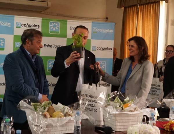 Gustavo Arrieta podría presidir la Ceamse