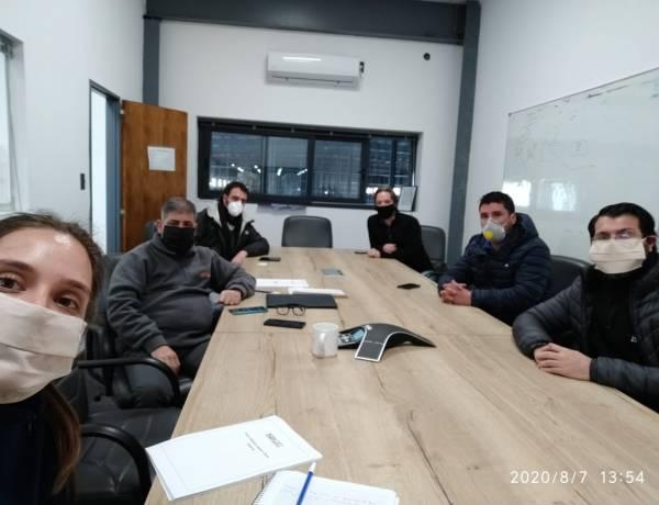COVID-19: Acompañamiento a empresas y trabajadores con contagios