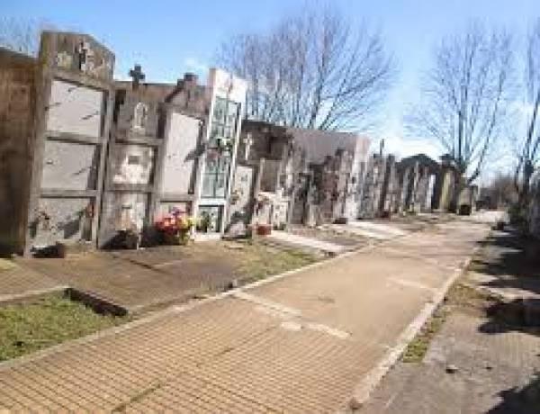 Cementerios: nuevo horario y sin turnos