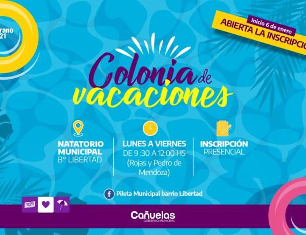 Se inician las actividades en la Colonia de Vacaciones - Espacio Publicitario
