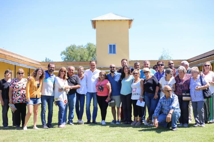 Importante renovación de la promoción turística en Uribelarrea