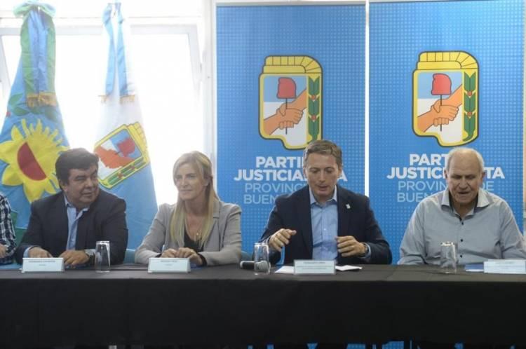 El Peronismo bonaerense se dio cita nuevamente, ahora en La Plata