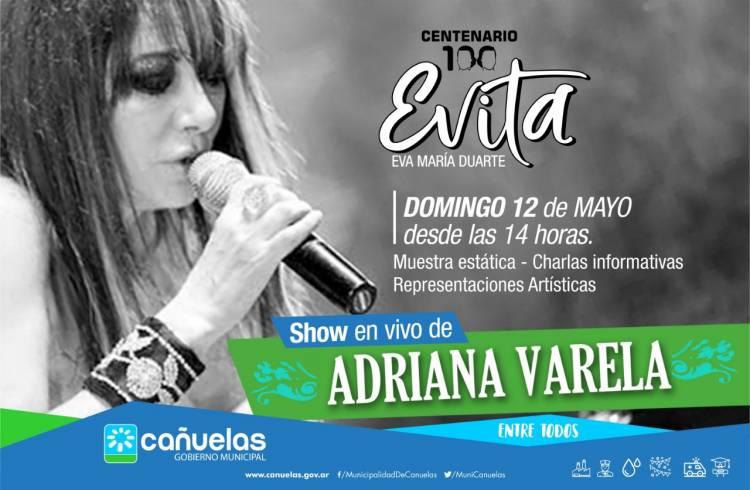 Cañuelas se prepara para conmemorar los 100 años del natalicio de Eva Duarte