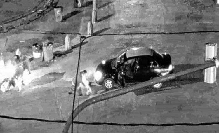 El taxista salvajemente golpeado en Ensenada está internado en el Hospital Regional en grave estado