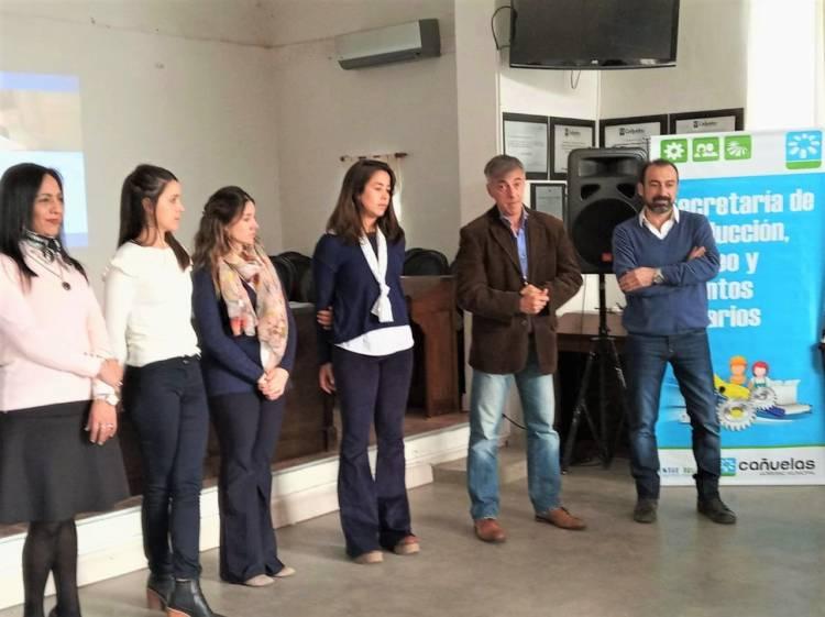 Presentan financiamientos para emprendedores de Cañuelas