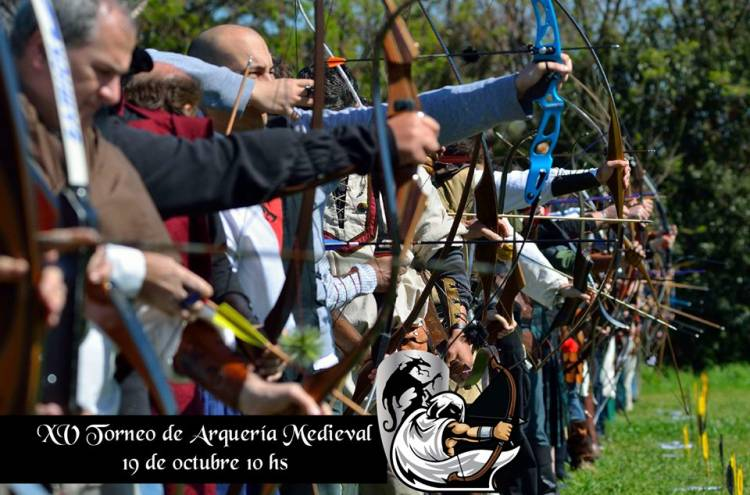 Ya casi llega el XV Torneo de Arquería Medieval
