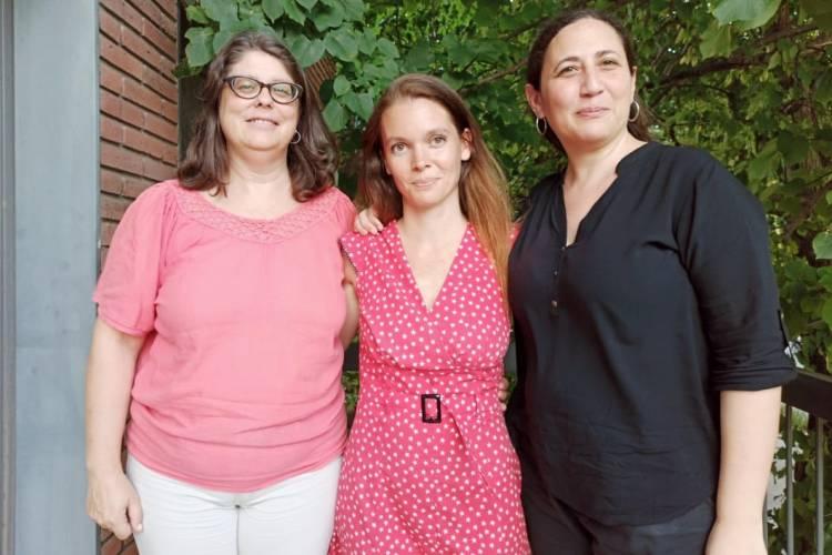 Primer encuentro con el Ministerio de Mujeres bonaerense