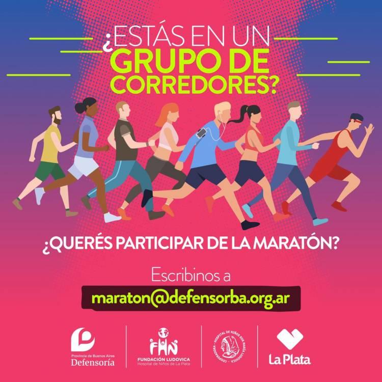 """Abrió la inscripción para la 9ª Maratón Solidaria del Hospital de Niños """"María Sor Ludovica"""""""