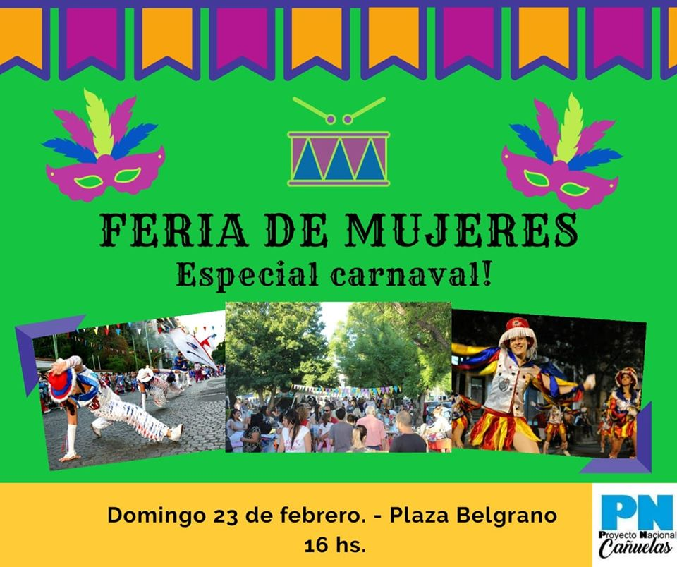 Se viene la primera Feria de Mujeres 2020