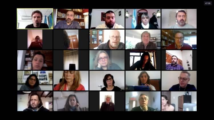 2do. Encuentro virtual de funcionarios de Cultura y Turismo