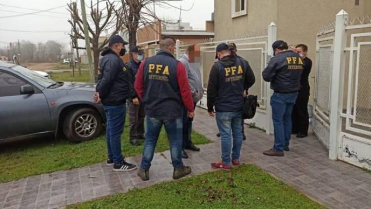 El integrante de la mafia calabresa que vivía en Cañuelas cayó luego de varios años de seguimiento