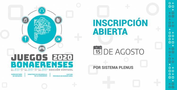 Torneos Bonaerenses 2020